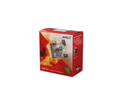 CPU AMD A-Series A4-4000 FM2 BOX