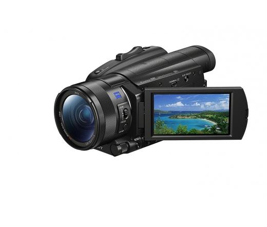 SONY FDRAX700B Videókamera