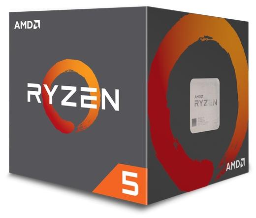 CPU AMD Ryzen 5 1500X AM4 BOX Wraith Spire