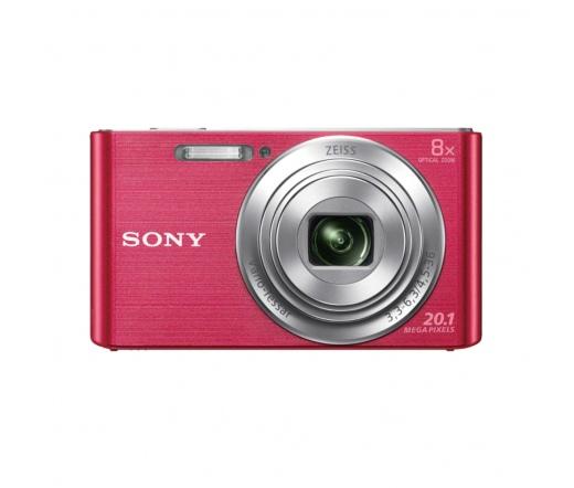 SONY DSC-W830 Rózsaszín