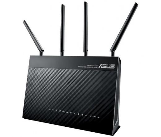ASUS DSL-AC87VG AC2400 Voip DSL Modem-Router