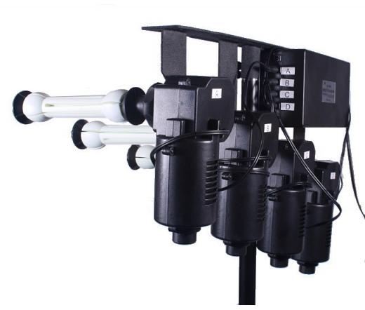 NANGUANG NG-4RES LED lámpa
