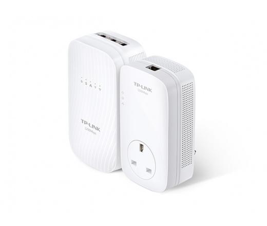 NET TP-LINK TL-WPA8730 Wireless Powerline Adapter Kit
