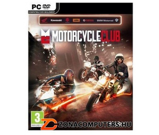 GAME PC Motorcycle