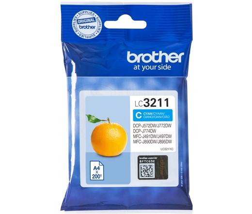 Patron Brother LC3211C Cyan