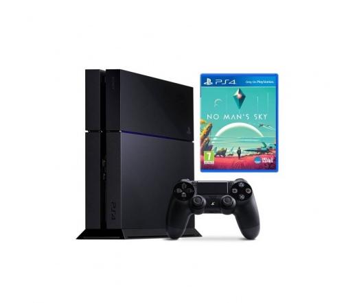 SONY PS4 játékkonzol 1TB fekete + No Mans Sky