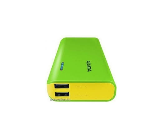 ADATA PT100 Power Bank 10000mAh, Sárga