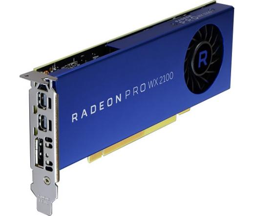 VGA Radeon Pro WX 2100 2GB