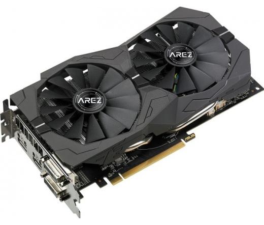 Asus AREZ-STRIX-RX570-O4G-GAMING 4GB DDR5