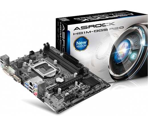 MBO ASROCK H81M-DGS 2.0