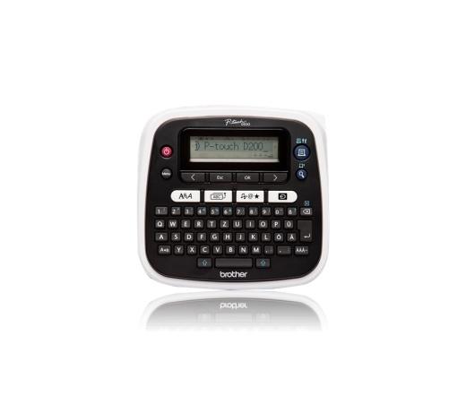Brother P-touch D200BW címkenyomtató