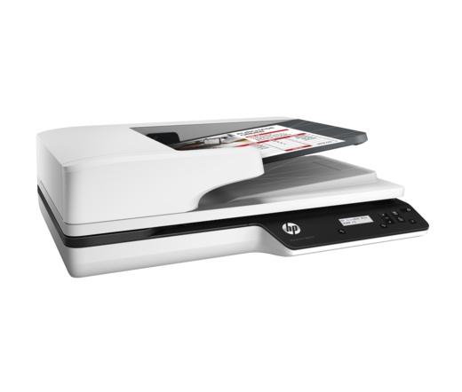 HP Scanjet Pro 3500 FW1 Flatbed szkenner