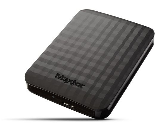 "HDD Maxtor M3 Portable 2,5"" 1TB USB3.0 BLACK"