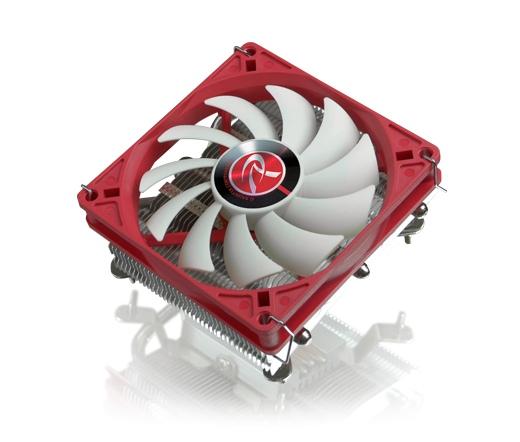 COOLER RAIJINTEK Zelos PWM 90mm CPU Hűtő