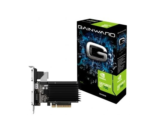 VGA GAINWARD GT730 SilentFX 2GB DDR3