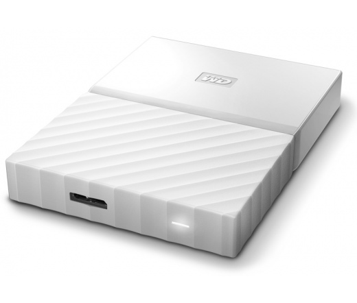 HDD EXT WD My Passport 1TB fehér USB3.0
