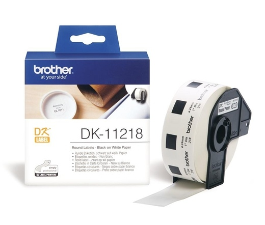 BROTHER P-touch DK-11218 címke