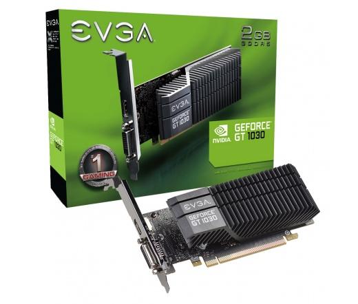 VGA EVGA GTX 1030 SC LP