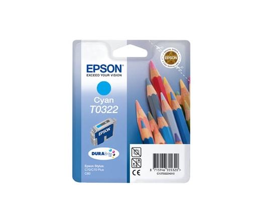 Patron Epson T0322 Cyan (C13T03224010)