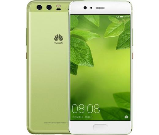 TEL HUAWEI P10 DS 64GB zöld