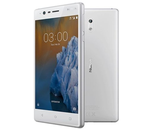 TEL NOKIA 3 SS White 16GB