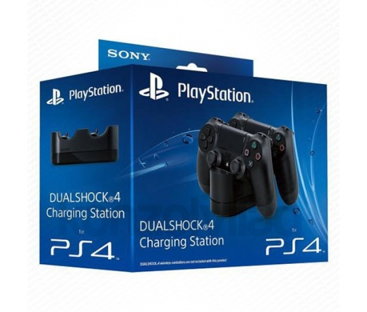 PS4 Sony Playstation 4 DualShock 4 töltő (PS719230779)