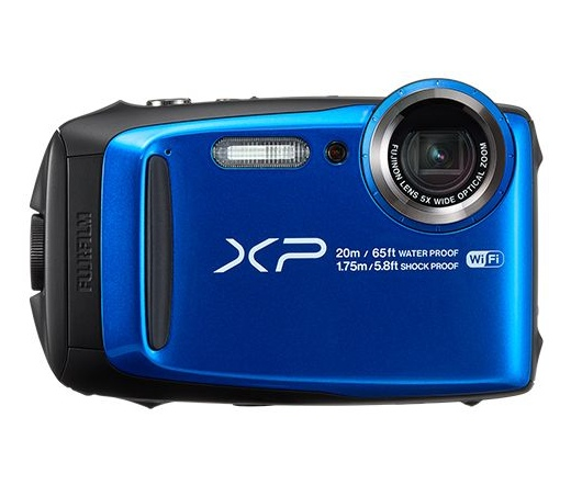 FUJIFILM XP120 Kék