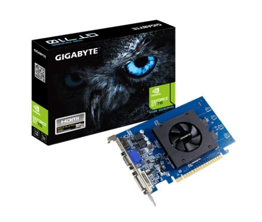 VGA GIGABYTE GT710 1GB DDR5