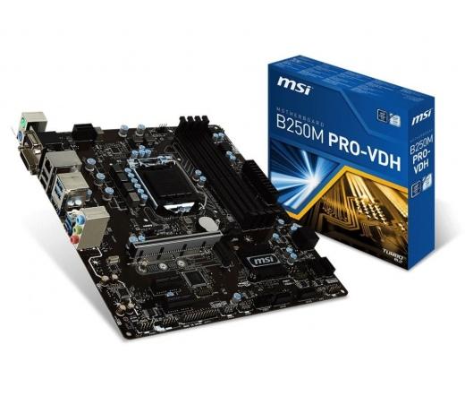 MBO MSI B250M Pro-VDH
