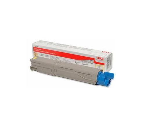 Toner OKI C3300/C3400/C3450/C3600 Bíborvörös 1500 oldal