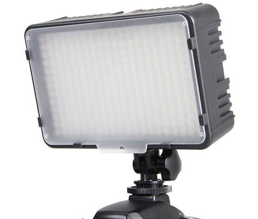 PHOTTIX Video LED lámpa 260A