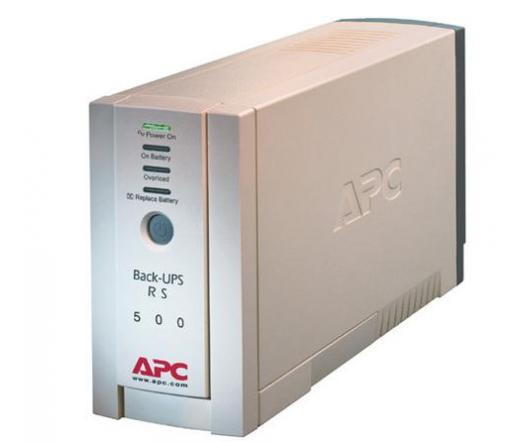 APC Back UPS CS BK 500EI 500VA