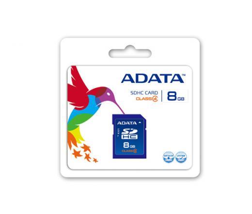 Card SDHC Adata 8GB CL4