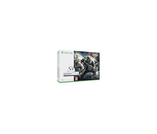 XBOX ONE Xbox One S 1TB + Gears of War 4