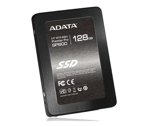 """SSD SATA III 2,5"""" ADATA 128GB SP600 Premier Pro Series"""