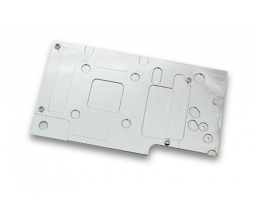 EK Water Blocks EK-FC970 GTX Backplate - Nickel