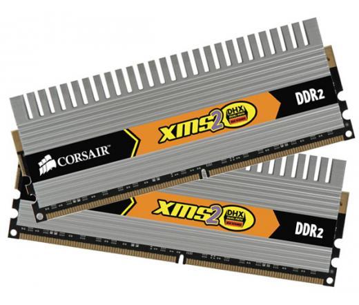 DDR2 2GB 800MHz Corsair XMS2 CL5 KIT2