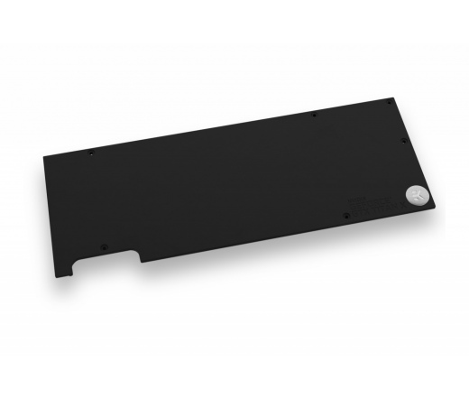 EK Water Blocks EK-FC Titan X Pascal Backplate - Black
