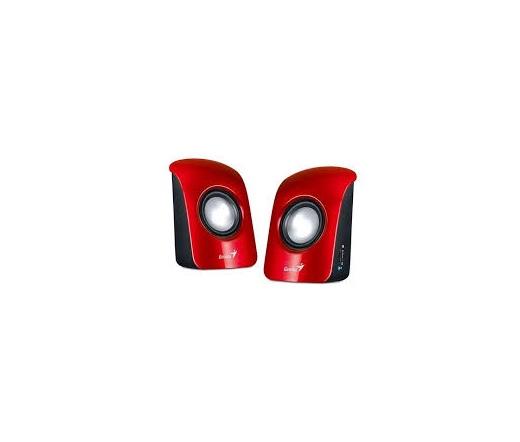 GENIUS SPEAKER SP-U115 Piros/Fekete