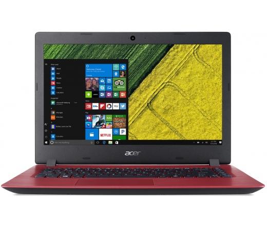 "NBK Acer Aspire 3 A314-31-C01Y 14.0"" Piros"