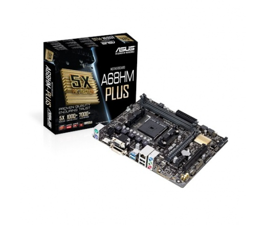 MBO ASUS A68HM-PLUS