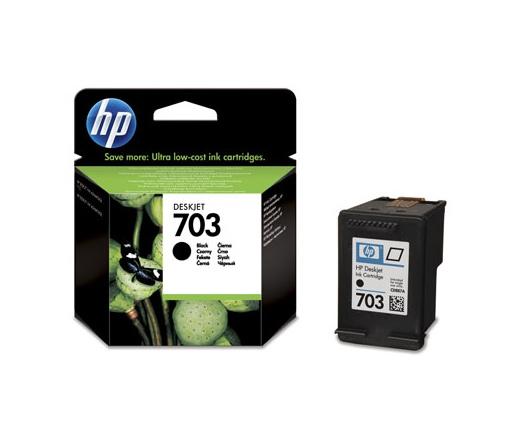 Patron HP 703 Black 4ml DJ D730/F735 CD887AE