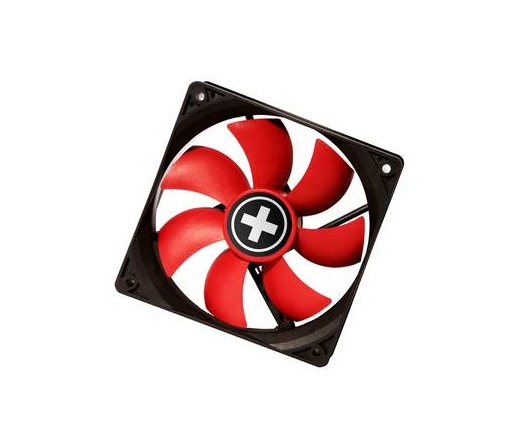 COOLER XILENCE Red Wing Fan PWM - 80mm