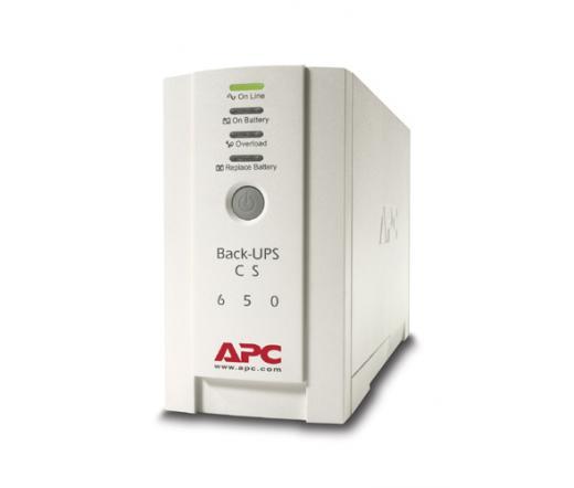 APC Back UPS CS BK 650EI 650VA