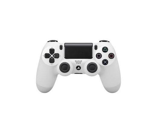 Sony Dualshock 4 V2 kontroller - fehér