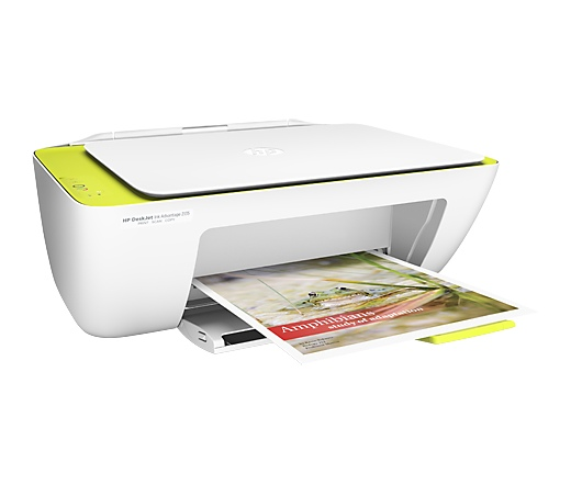 Printer HP DeskJet Ink Advantage 2135 MFP