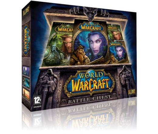 GAME PC World Of Warcraft: Battlechest