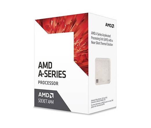 AMD A10-9700E AM4 BOX