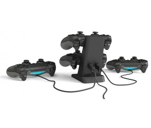 Big Ben PS4 dupla kontroller töltő