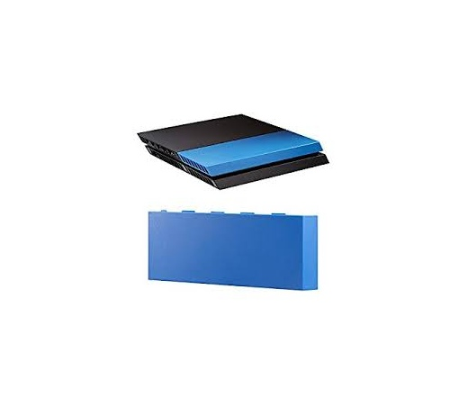 PS4 PS4K HDD Bay Cover Water Blue